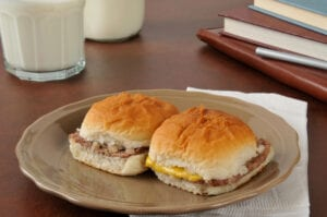 Easy Cheeseburger Sliders Recipe