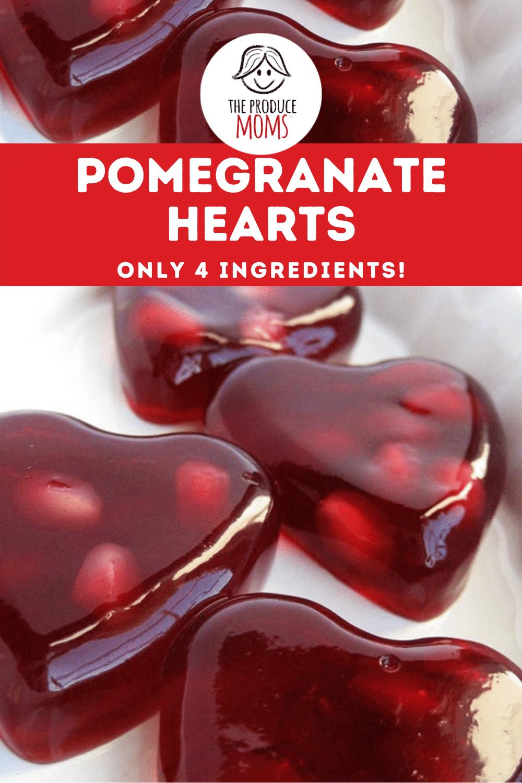 Pomegranate Hearts
