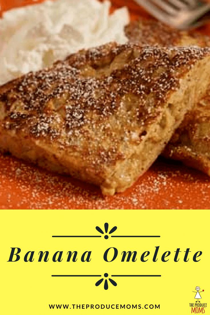 Banana Omelette