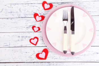 Healthy recipes for valentine's day