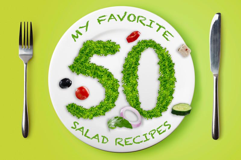 The Produce Mom's 50 Favorite Salads