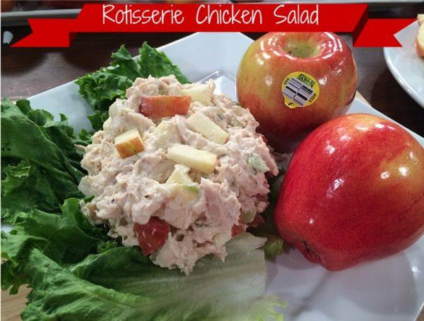 Rotisserie Chicken Salad