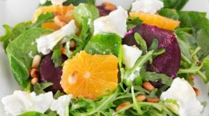 Navel Orange and Beet Salad Recipe