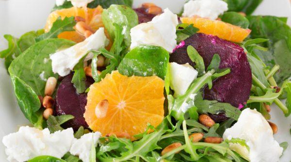 Navel Orange and Beet Salad Recipe