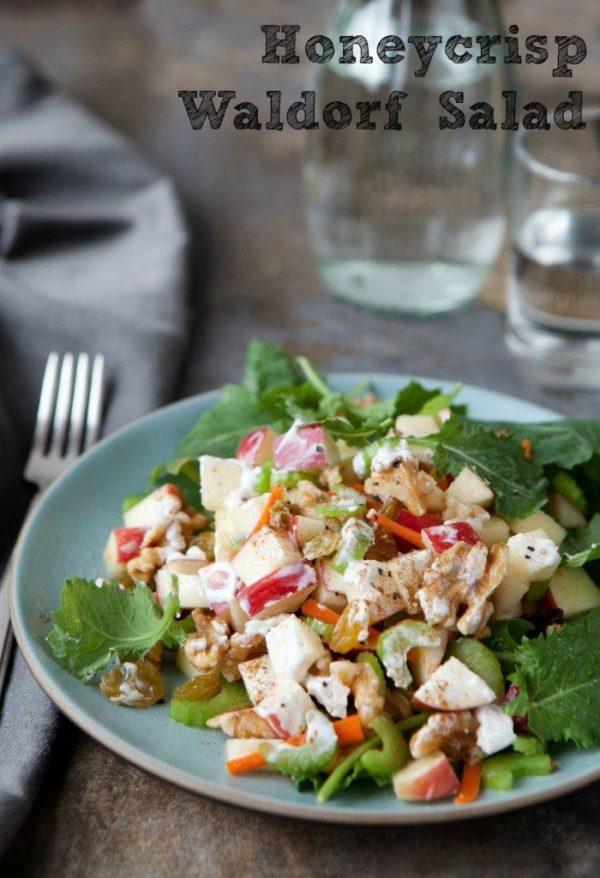 Honeycrisp Waldorf Salad