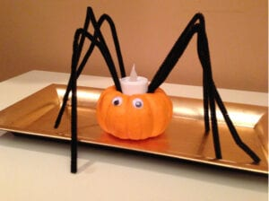 Mini Pumpkin Craft Ideas for Halloween