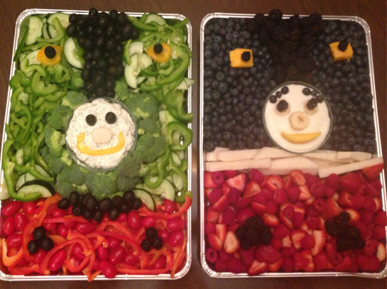 Thomas & Friends Party Trays