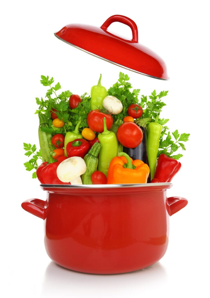 Does Cooking Vegetables Destroy Nutrients And Vitamins
