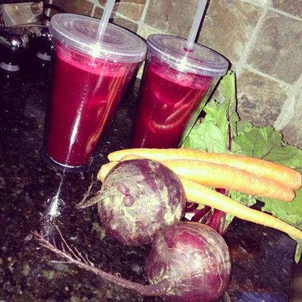 ABC Juice (Apples, Beets, Carrots)