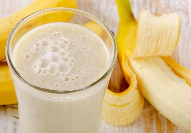 Easy Banana Smoothie