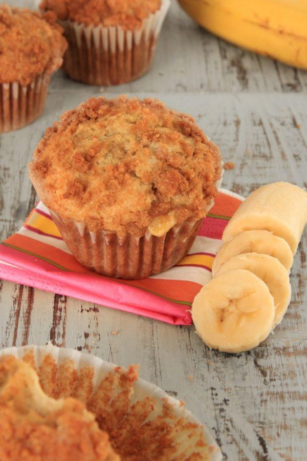 Banana and Raisin Muffins