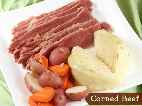 The Most Amazing Corned Beef Recipe!