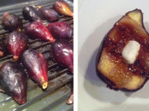 Prosciutto-Wrapped Grilled Figs