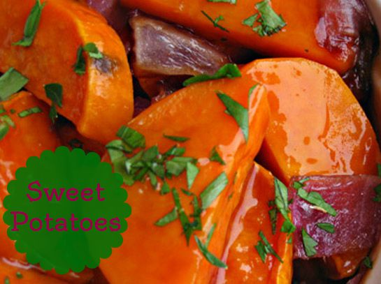 Healthy Prep for Holiday Classics: Sweet Potatoes