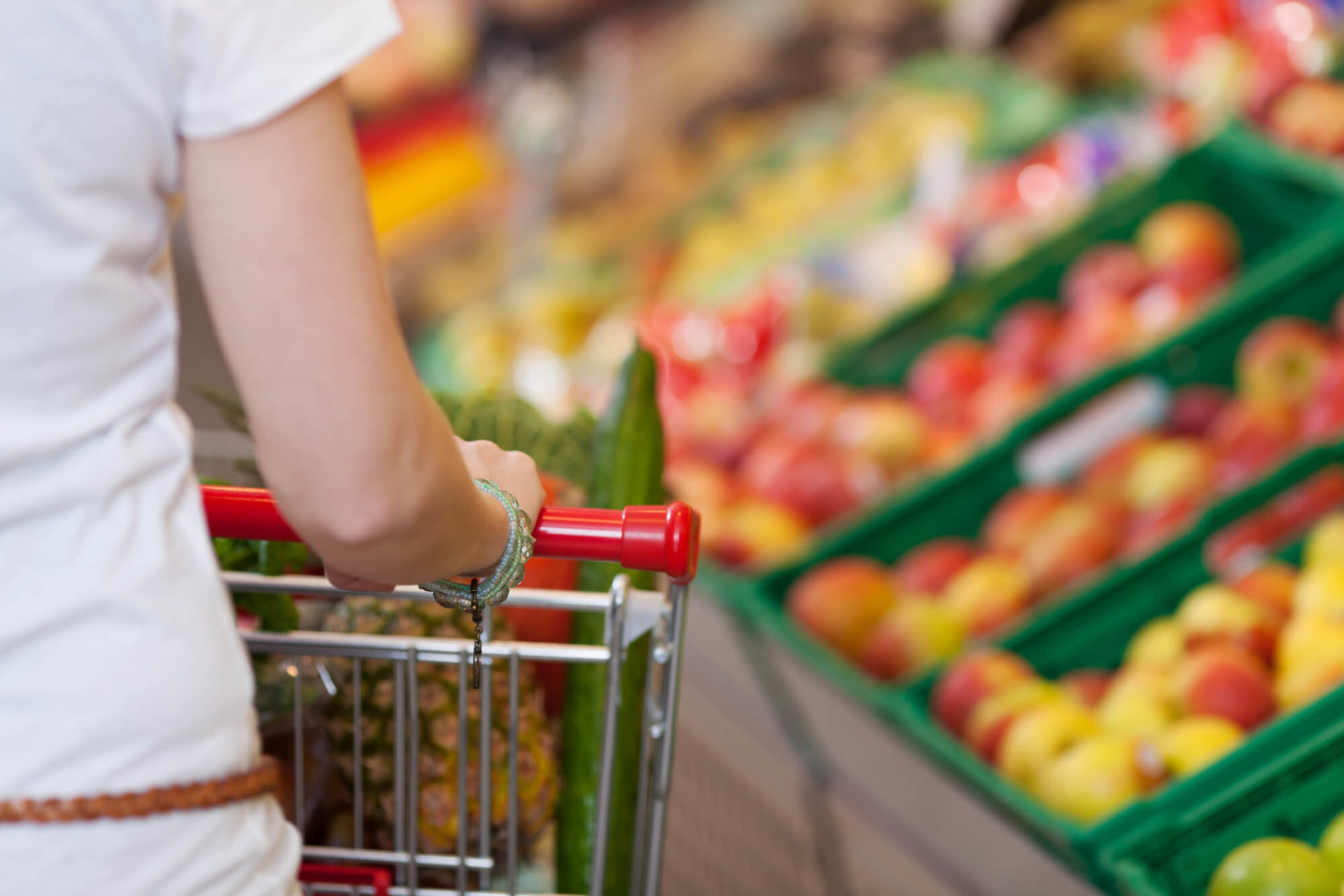 How to Shop the Produce Department on a Budget