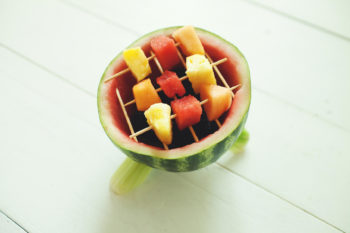 Watermelon Grill for Father's Day