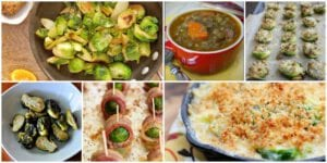6 Brussels Sprouts Recipes from The Produce Mom