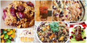 7 Cranberry Recipes for the Holidays from The Produce Mom