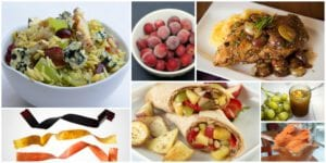 7 Grape Recipes from The Produce Mom