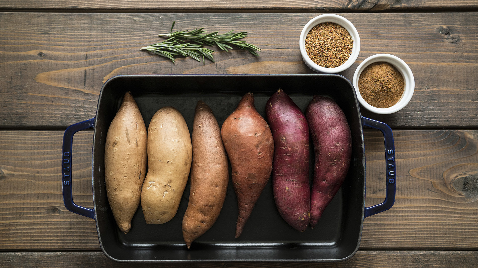 Ask The Produce Expert: Sweet Potatoes