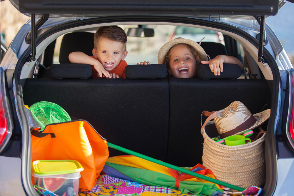 No-Mess Travel Snacks For Kids - The Produce Moms