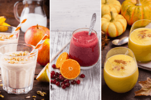 Fall Smoothie Recipes | Fall Smoothies