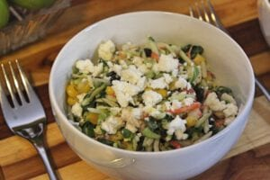 Mexican Slaw Salad