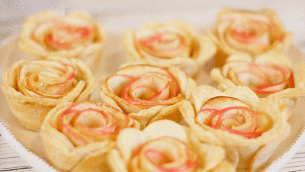 Pink Lady Sweetie Pies | How To Make Apple Roses