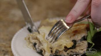 Portabella Mushroom Lasagna