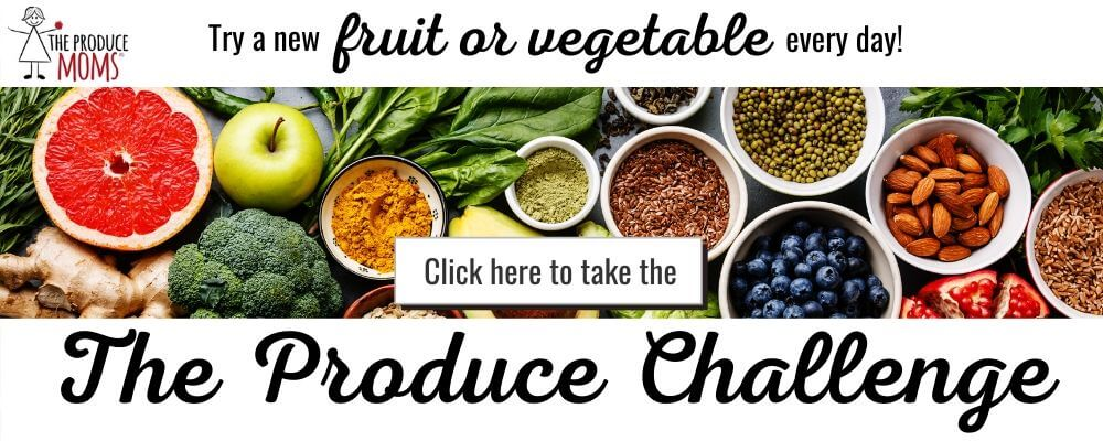 The Produce Challenge Banner Ad