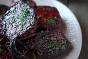 How To Roast Beets in a Slow Cooker