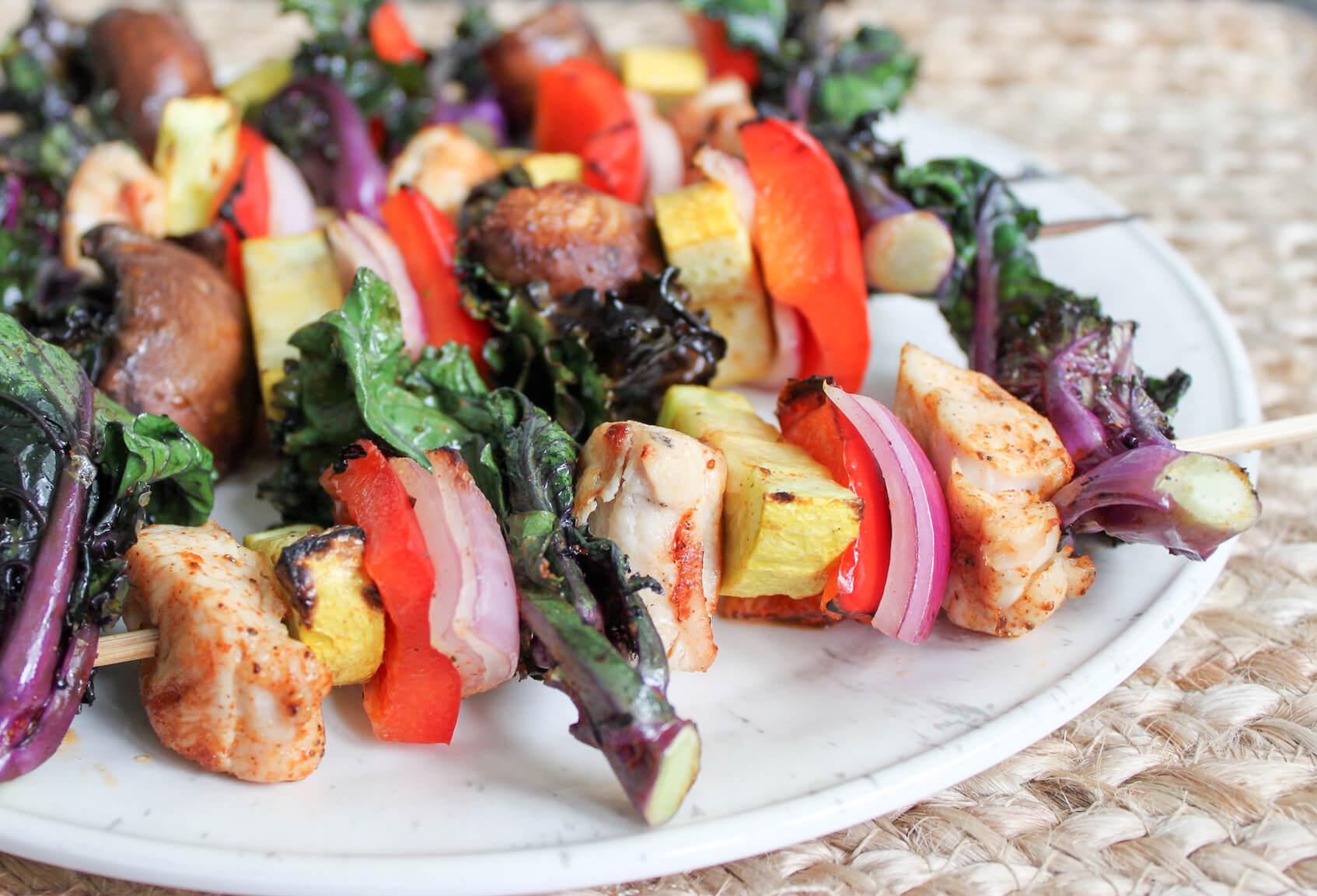 Chicken and Lollipops® Kabobs