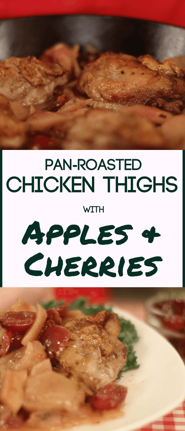 Pan-Roasted-Chicken-Thighs-with-Apples-and-Cherries2-1
