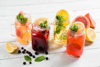 Fruit-Infused Lemonade Recipes