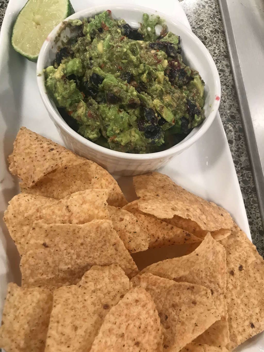 Tailgating Recipes: Blueberry Walnut Guacamole