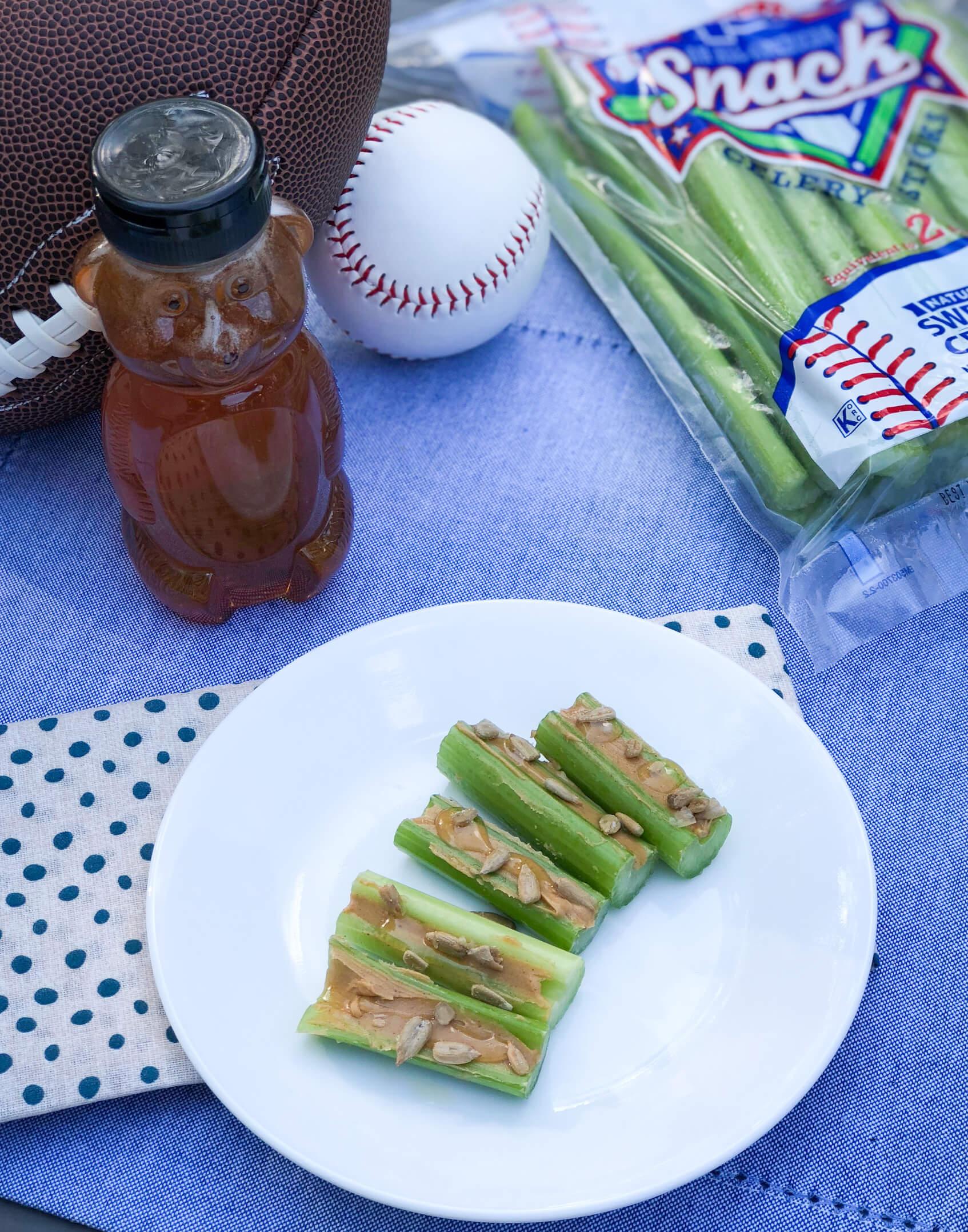 Celery Protein Bites
