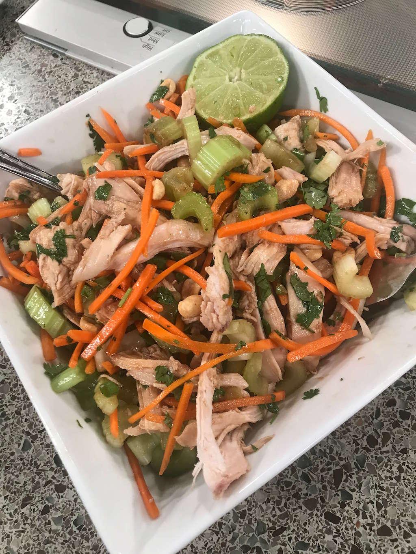 Thai Celery Bowls