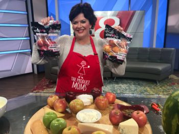 Celebrating National Apple Month and Halloween {Indy Style}