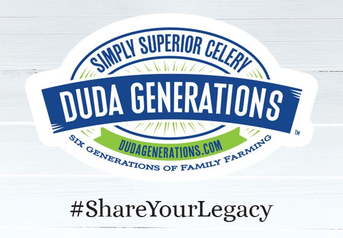 #ShareYourLegacy