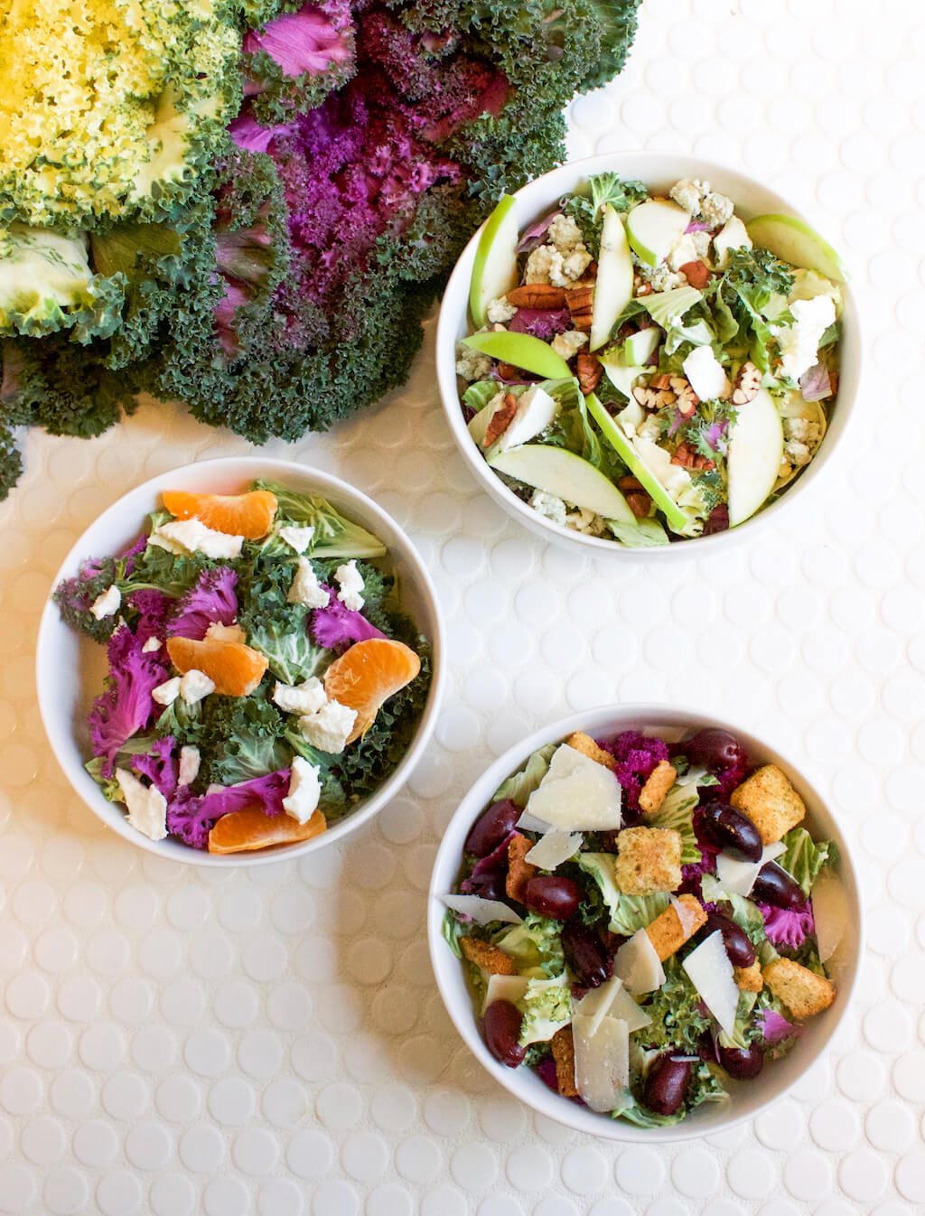 Colorful Salads