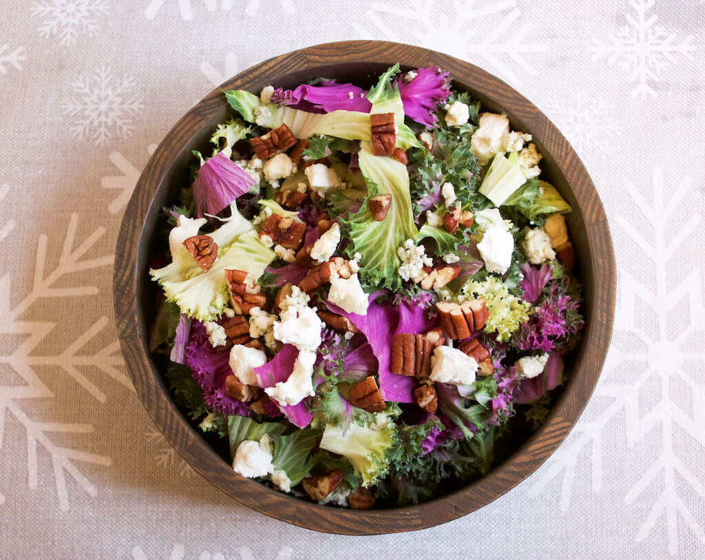 Colorful Salads: Salad Savoy Signature Salad