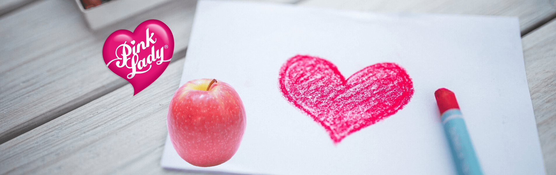 Share the Love by Giving a Pink Lady®: Activity Sheet