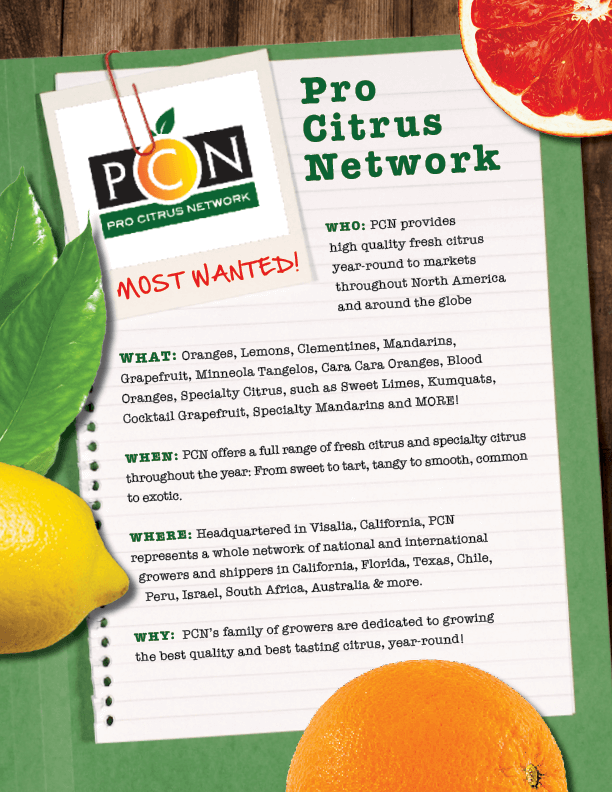 Pro Citrus Network