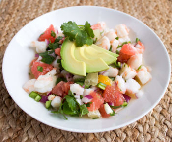 Citrus Shrimp Ceviche