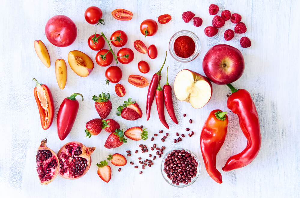 10 Valentine-Red Produce Picks with Hot Scores on Kroger's OptUP App