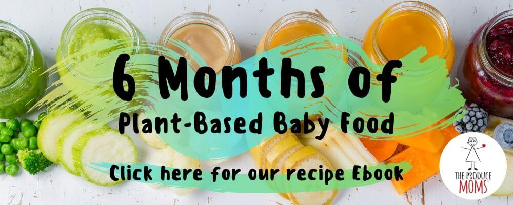 Baby Food Recipes Banner Ad