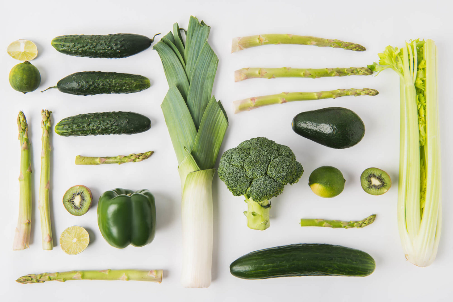 10 St. Patrick's Day Green Produce Picks with Great OptUP Scores