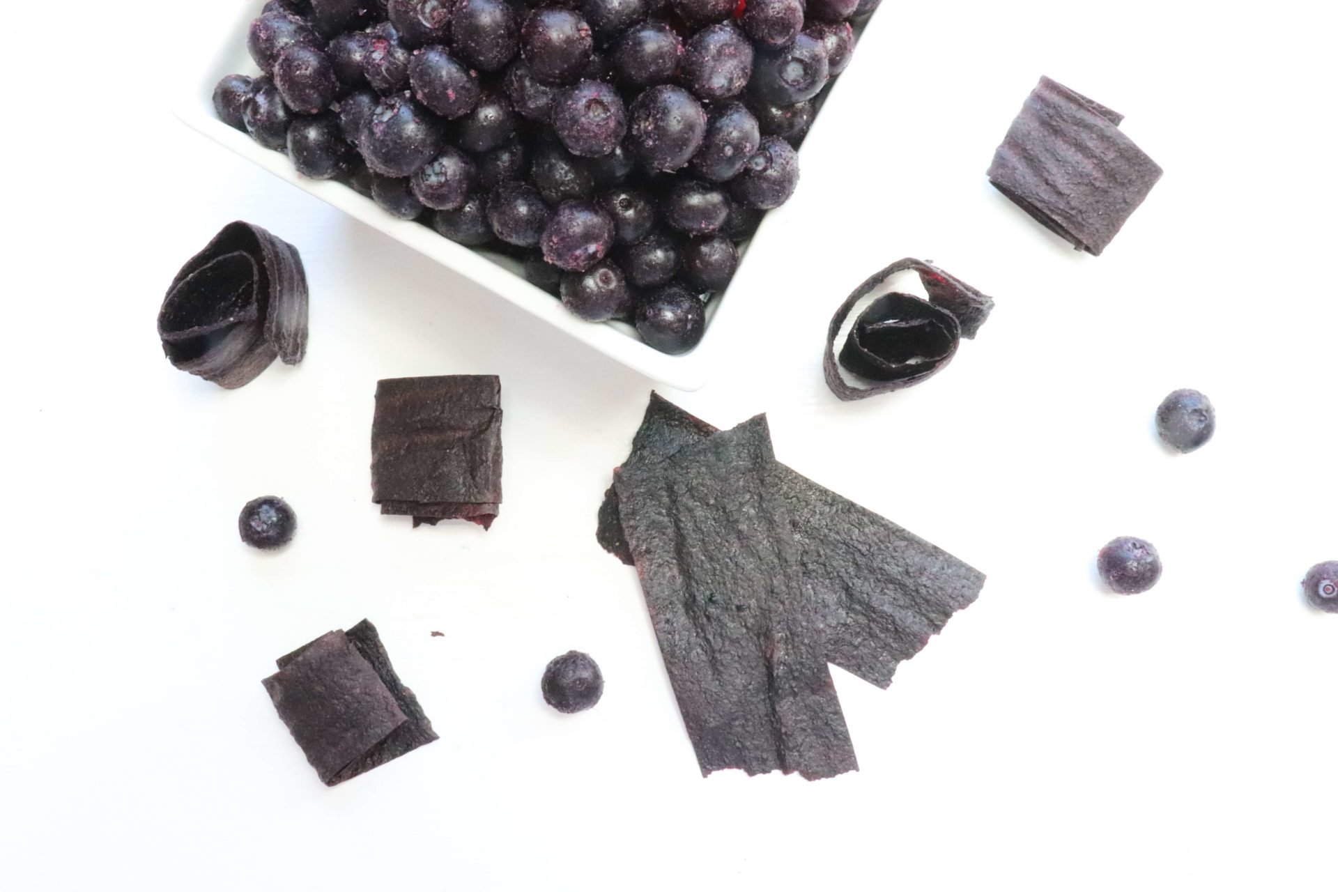 Naturipe Berry Fruit Leather ( No dehydrator required!)