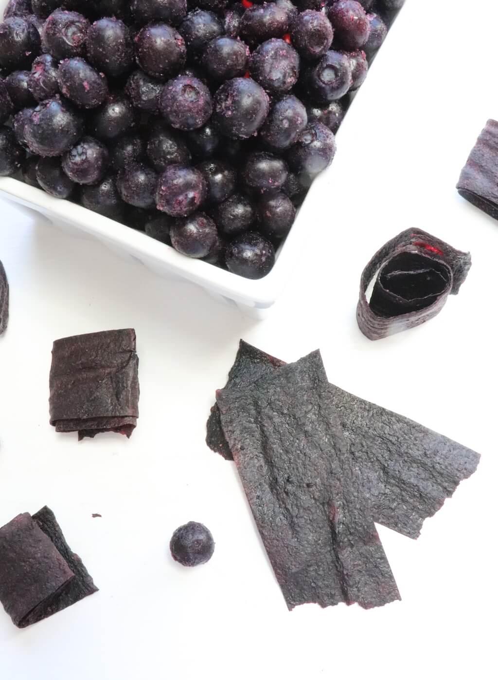 Naturipe Berry Fruit Leather