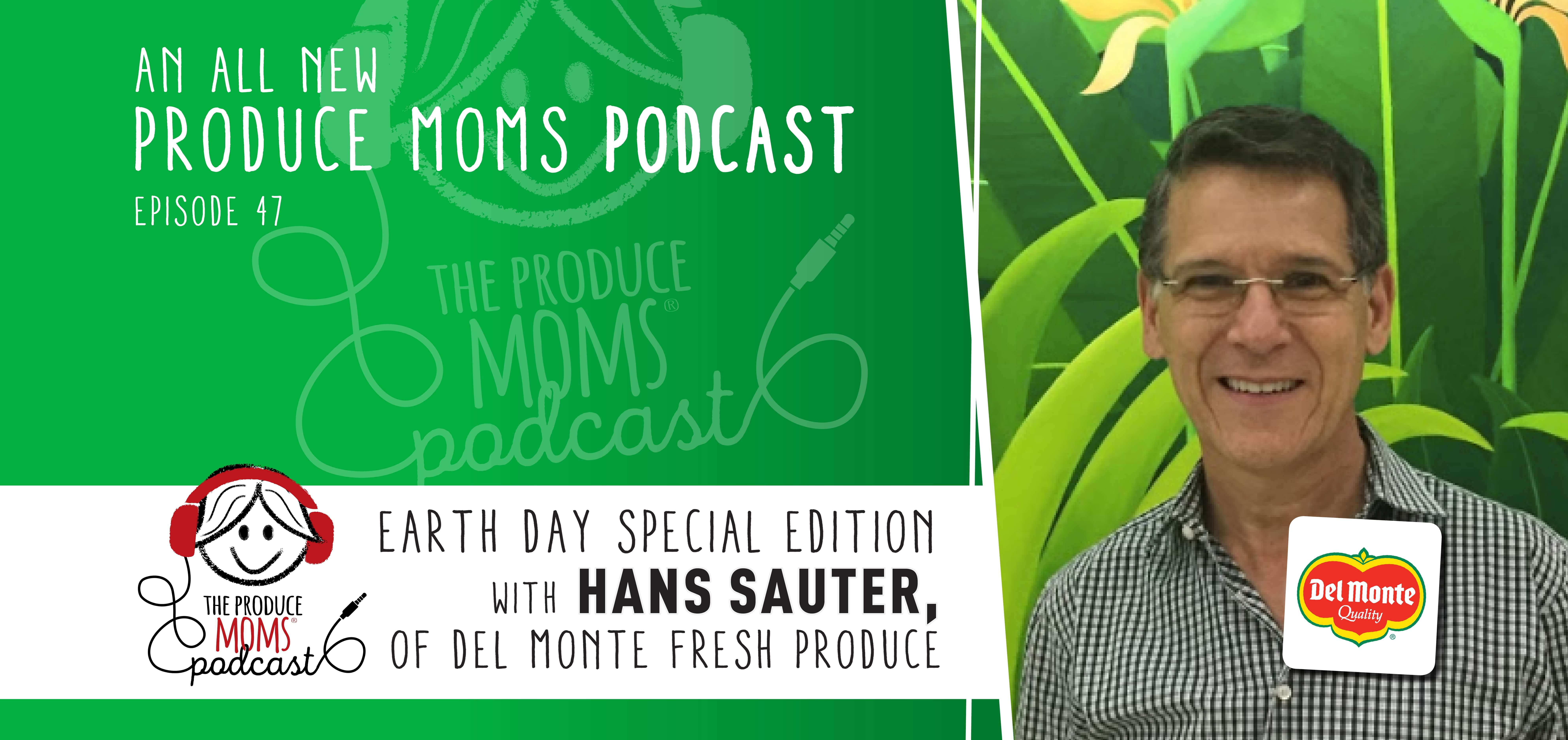 Del Monte Fresh Produce Earth Day
